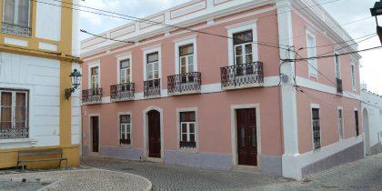 Reabilitação da Casa dos Braga/Fórum Municipal da Cultura