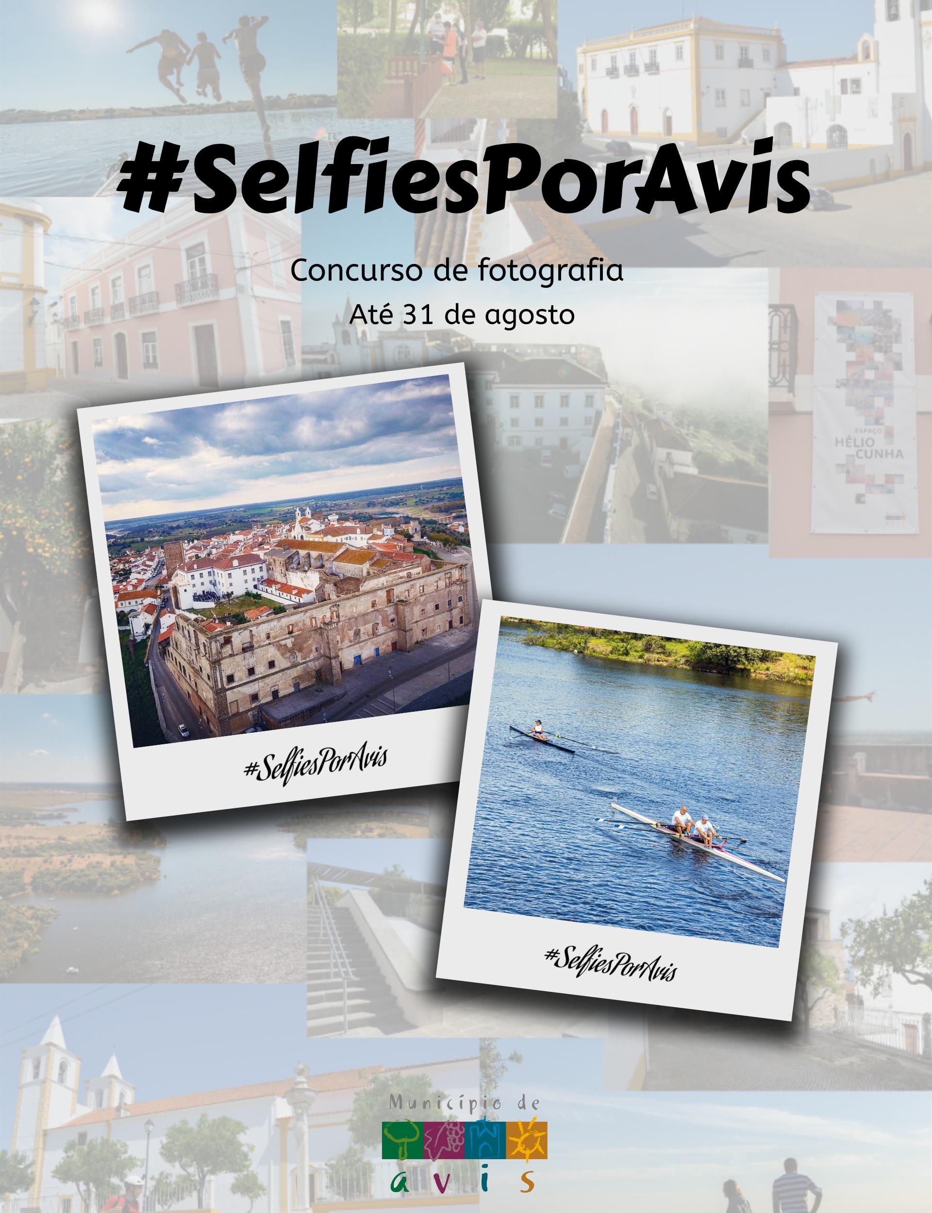 Concurso de fotografia #selfiesporavis