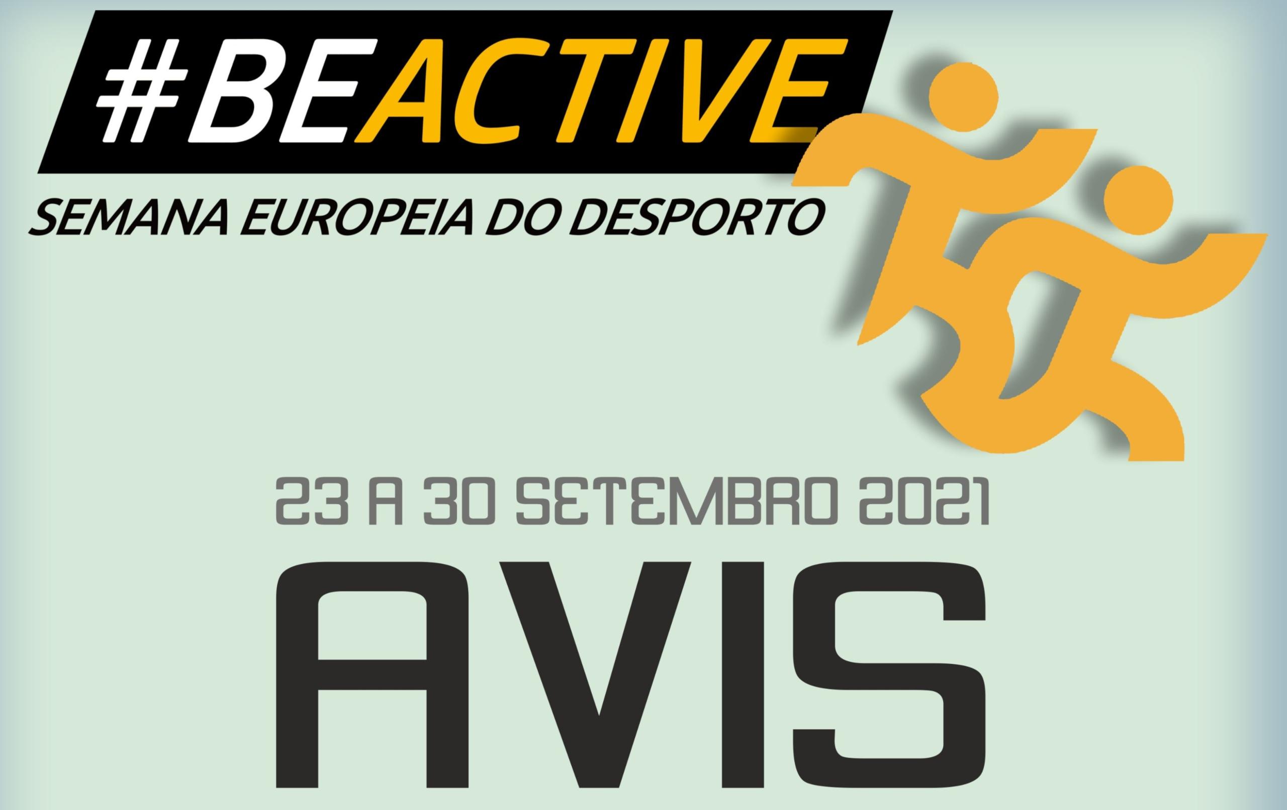 #beactive – Semana Europeia do Desporto