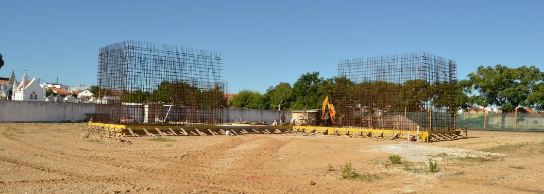 Construção da Casa Mortuária de Avis já iniciou