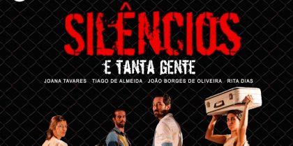"""Teatro regressa a Avis com """"Silêncios e tanta gente"""""""
